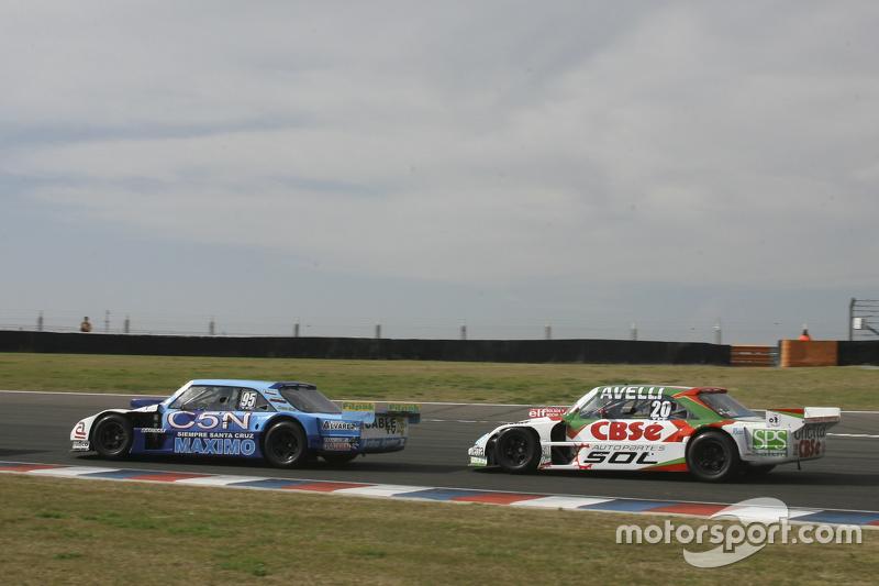Federico Alonso, Taco Competicion Torino and Carlos Okulovich, Maquin Parts Racing Torino