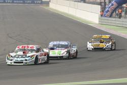 Carlos Okulovich, Maquin Parts Racing Torino dan Mathias Nolesi, Nolesi Competicion Ford dan Leonel Pernia, Las Toscas Racing Chevrolet