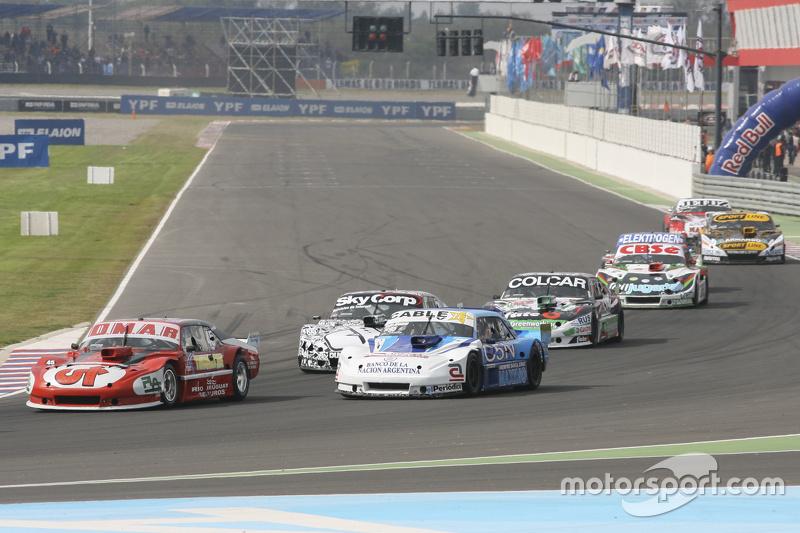 Christian Dose, Dose Competicion Chevrolet dan Federico Alonso, Taco Competicion Torino dan Laureano