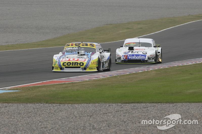 Mauricio Lambiris, Coiro Dole Racing Torino ve Leonel Sotro, Alifraco Sport Ford