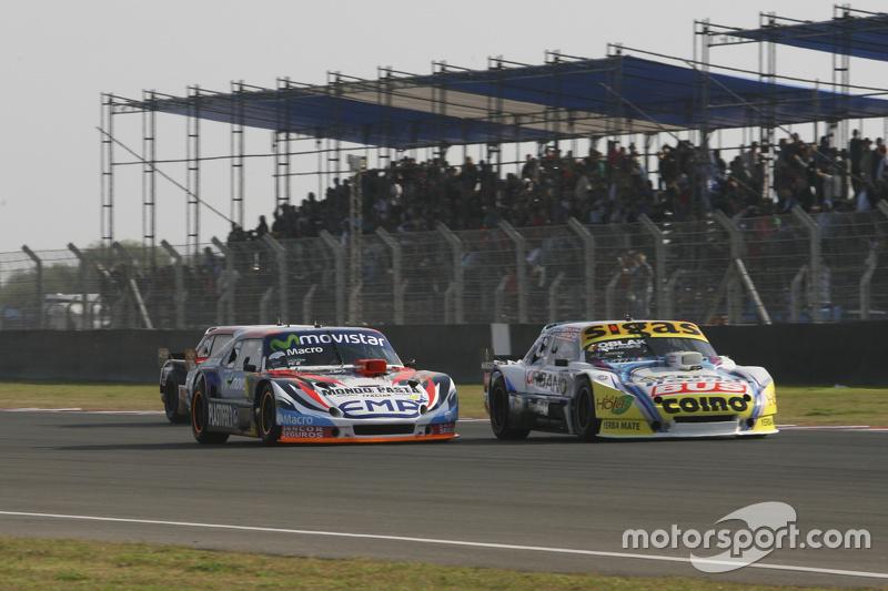 Маурісіо Ламбіріс, Coiro Dole Racing Torino та Крістіан Ледесма, Jet Racing Chevrolet