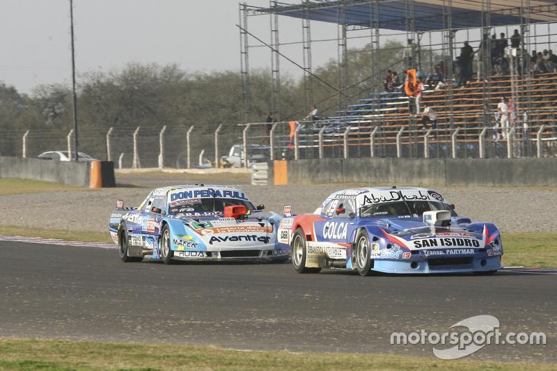 Matias Rodriguez, UR Racing Dodge, dan Martin Ponte, RUS Nero53 Racing Dodge