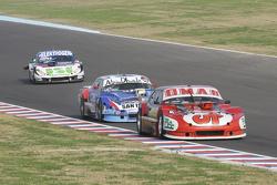 Christian Dose, Dose Competicion Chevrolet dan Matias Rodriguez, UR Racing Dodge dan Mathias Nolesi, Nolesi Competicion Ford