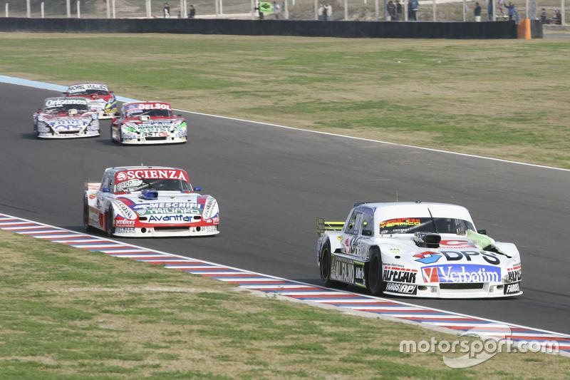 Leonel Sotro, Alifraco Sport Ford, dan Matias Jalaf, Alifraco Sport Ford, dan Juan Pablo Gianini, JP