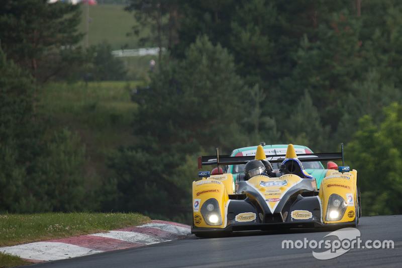 #85 JDC/Miller Motorsports ORECA FLM09: Mikhail Goikhberg, Zach Veach