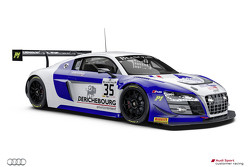 #35 Sainteloc Racing Audi R8 LMS