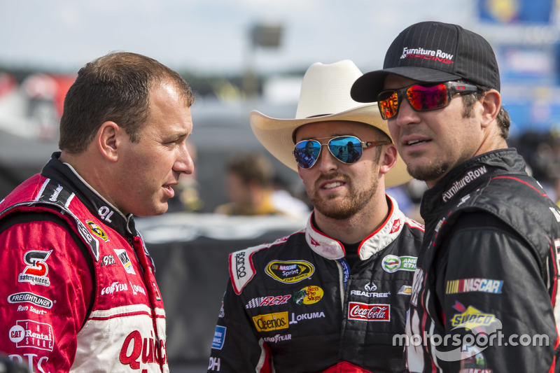 Ryan Newman, Richard Childress Racing Chevrolet, Austin Dillon, Richard Childress Racing Chevrolet a