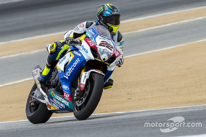 Alex Lowes, Crescent Racing Suzuki