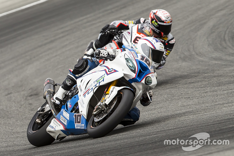 Imre Toth, BMW Team Toth