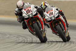 Jordi Torres, Aprilia Racing Team Red Devils, Leon Haslam, Aprilia Racing Team Red Devils