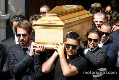 朱尔斯•比安奇葬礼