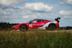 #10 Akka ASP Ferrari 458 Italia: Christophe Bourret, Pascal Gibon, Philippe Polette, Jean-Philippe Belloc