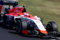 Fabio Leimer, Manor F1 Team Reserve Driver