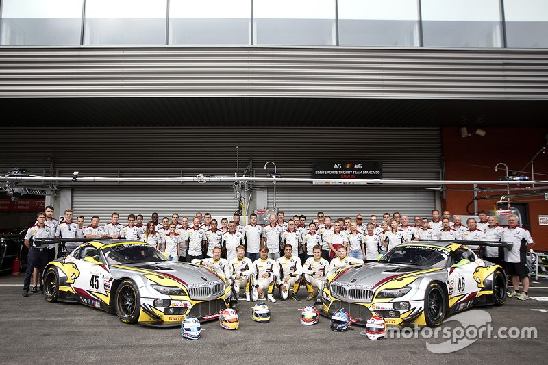 Marc VDS Racing Team photo