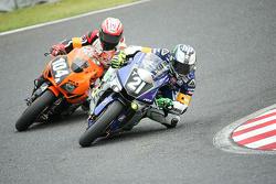 #21 Yamaha: Katsuyuki Nakasuga, Pol Espargaró, Bradley Smith