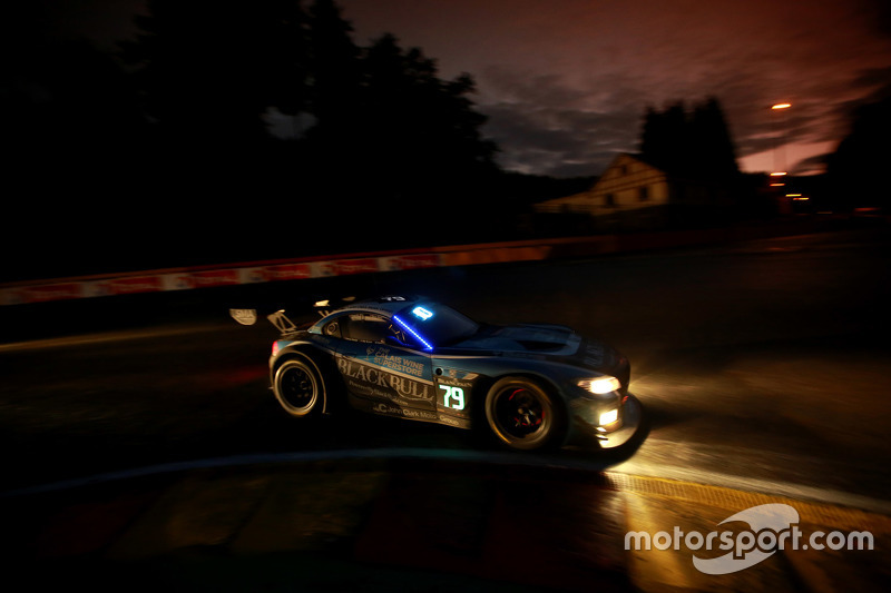 #79 Ecurie Ecosse BMW Z4: Devon Modell, Alasdair McCaig, Oliver Bryant, Alexander Sims