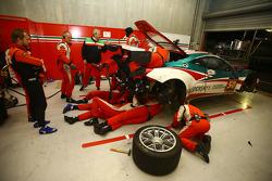 #50 AF Corse Ferrari 458 İtalya: Garry Kondakov, Alexander Moiseev, Riccardo Ragazzi