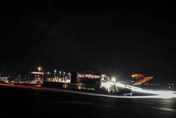 Night lights at La Source