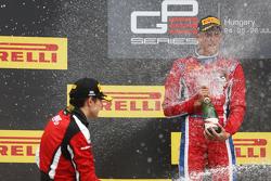 Juara balapan Kevin Ceccon, Arden International