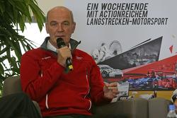 Dr. Wolfgang Ullrich, jefe de Audi Sport