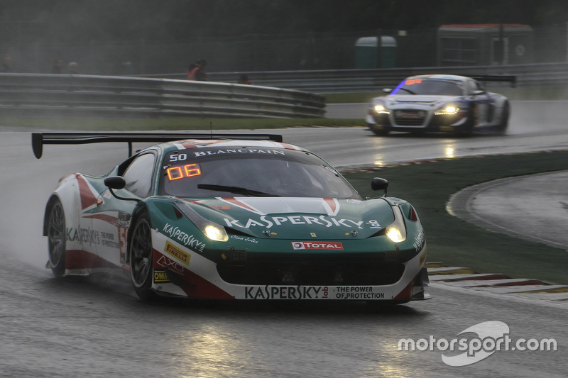 #50 AF Corse Ferrari 458 Italia: Garry Kondakov, Alexта er Moiseev, Riccardo Ragazzi