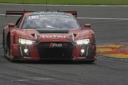 #1 Belgian Audi Club Team WRT Audi R8 LMS: Лауренс Вантор, Рене Раст, Маркус Вінкелхок