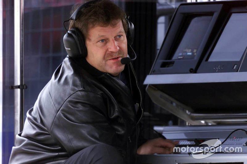 Responsable Mercedes-Benz Motorsport Norbert Haug