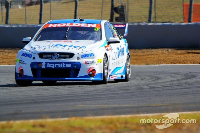Tim Blanchard, Lucas Dumbrell Motorsport Holden