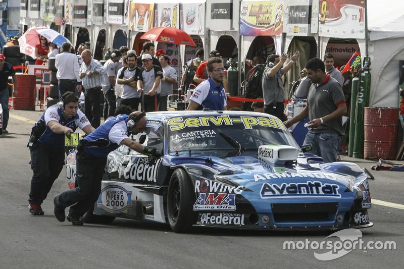 Diego de Carlo, JC Competicion Chevrolet dan Federico Alonso, Taco Competicion Torino