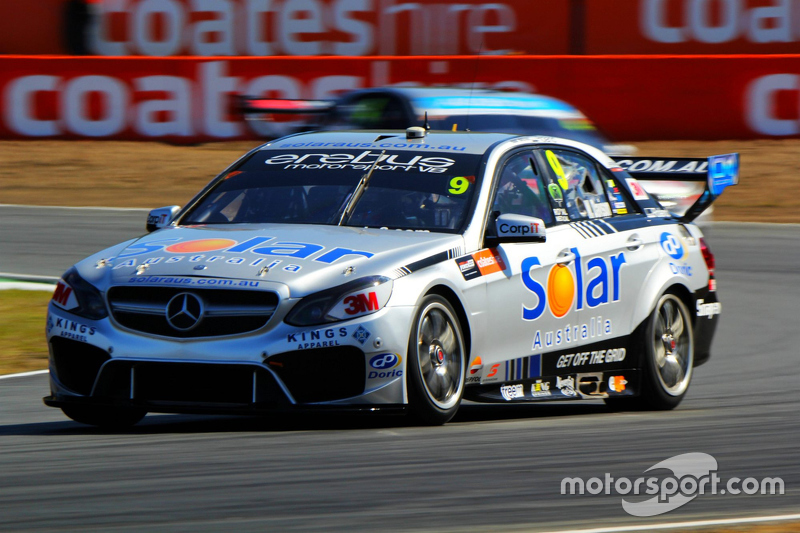 Will Davison, Erebus Motorsport Mercedes
