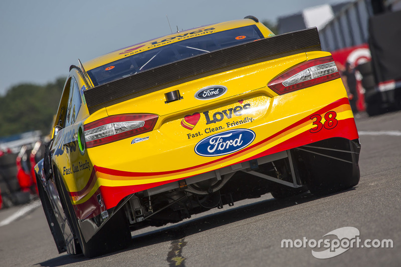 David Gillildan, Front Row Motorsports Ford