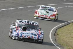 Emanuel Moriatis, Alifraco Sport Ford y Mariano Altuna, Altuna Competicion Chevrolet