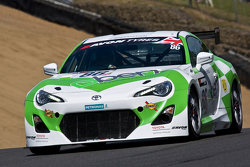 #86 GPRM Toyota GT86: Richard Williams, Stefan Hodgetts
