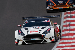 #17 TF Sport Aston Martin Vantage GT3: Derek Johnston, Matt Bell