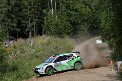 Esapekka Lappi та Janne Ferm, Skoda Motorsport Skoda Fabia R5