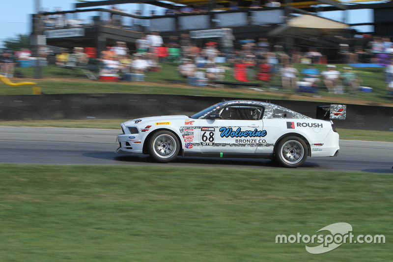 #68 Capaldi Racing Ford Mustang Boss 302: Brandon Gdovic