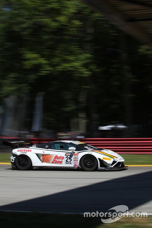 #25 Reiter Engineering Lamborghini Gallardo: Austin Cindric