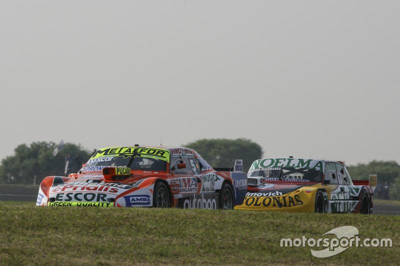 Jonatan Castellano, Castellano Power Team Dodge, dan Prospero Bonelli, Bonelli Competicion Ford