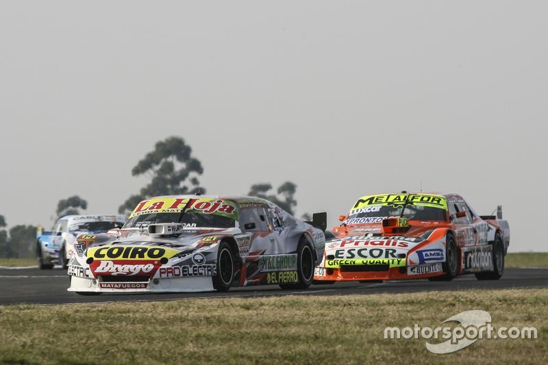 Sergio Alaux, Coiro Dole Racing Chevrolet, dan Jonatan Castellano, Castellano Power Team Dodge