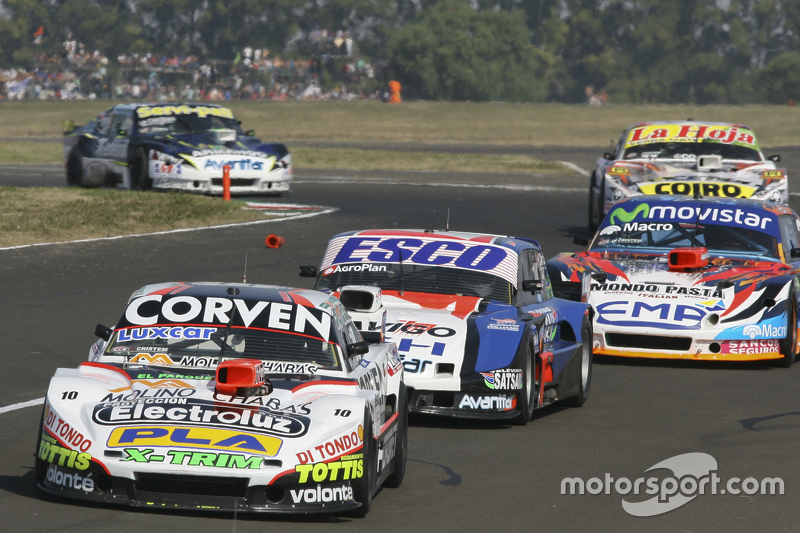 Juan Marcos Angelini, UR Racing Dodge dan Jose Savino, Savino Sport Ford dan Christian Ledesma, Jet