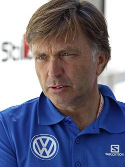 Йост Капито, глава Volkswagen Motorsport