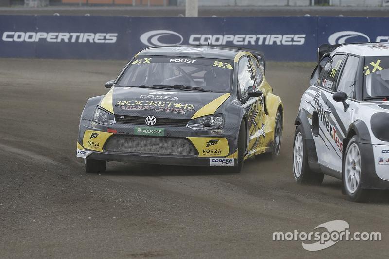 Tanner Foust, Marklund Motorsport Volkswagen Polo