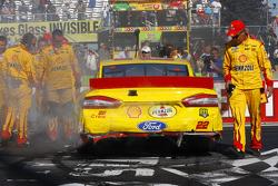 Race winner: Joey Logano, Team Penske Ford