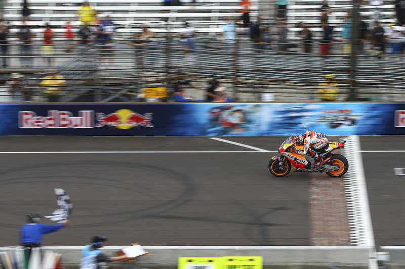 Марк Маркес, Repsol Honda Team перемагає