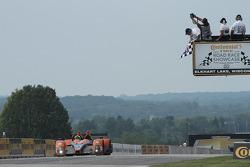 #11 RSR Racing Oreca FLM09 Chevrolet: Chris Cumming, Bruno Junqueira meraih kemenangan di kategori PC