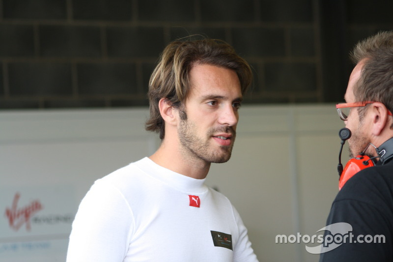 Jean-Eric Vergne, DS Virgin Racing