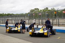 Nicolas Prost, Renault e.Dams, dan Sébastien Buemi, Renault e.Dams