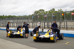 Nicolas Prost, Renault e.Dams and Sébastien Buemi, Renault e.Dams