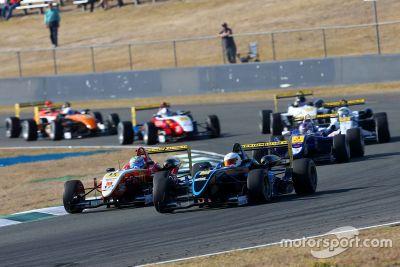 Australian F3: Queensland Raceway