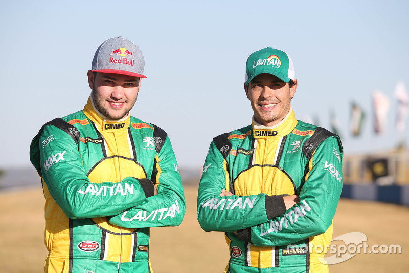 Felipe Fraga e Marcos Gomes, Voxx Racing